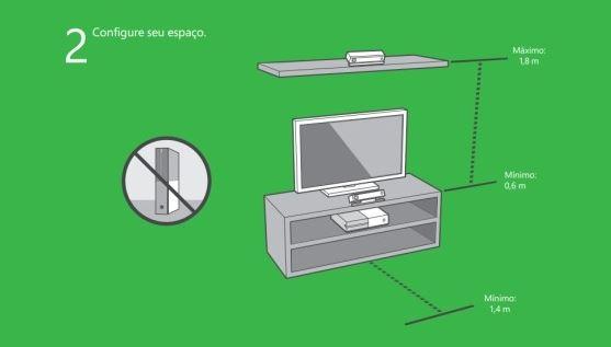 Xbox One Kinect Setup
