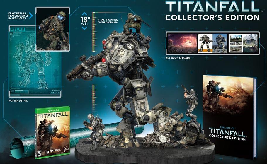 Xbox One Titanfall Order