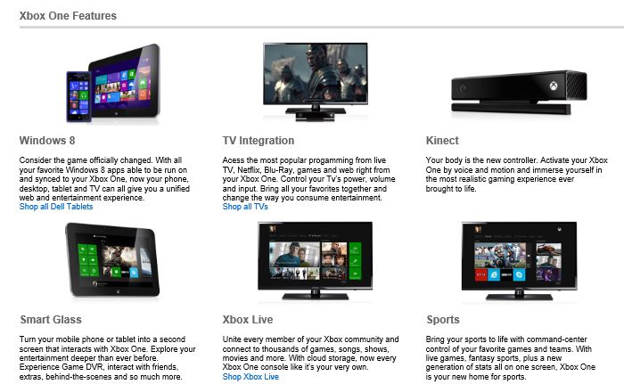 Xbox One Windows 8 Apps
