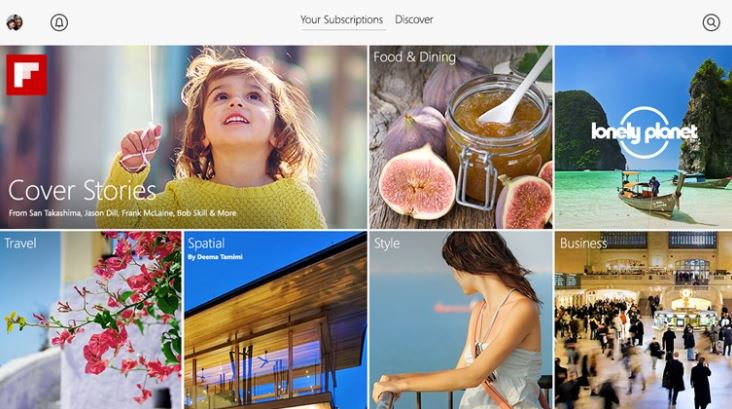 Flipboard Windows Store Download
