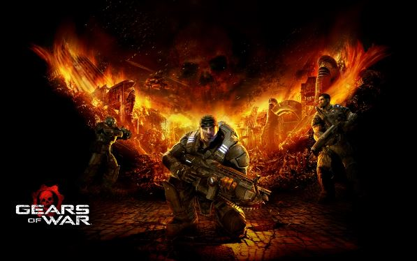 Gears Of War Xbox Live Gold