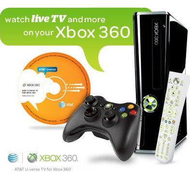 Xbox 360 Uverse
