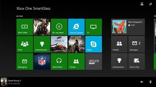 Xbox One Smartglass Windows