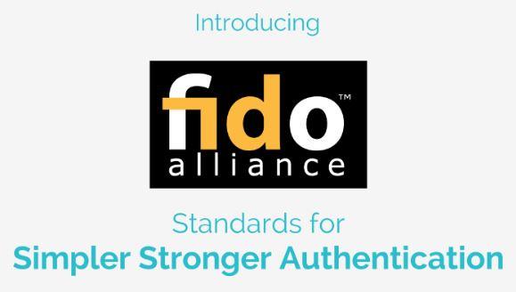 FIDO Alliance Microsoft