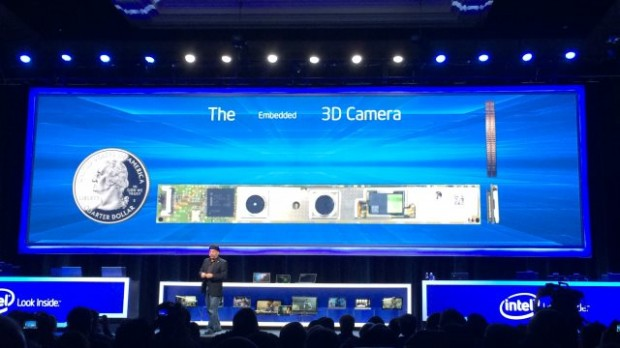 Intel Announces RealSense 3D Camera That Will Be