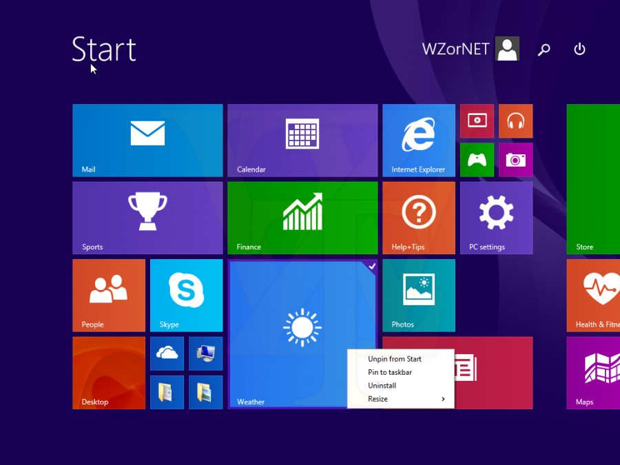 Windows 8.1 Update 1 Shutdone