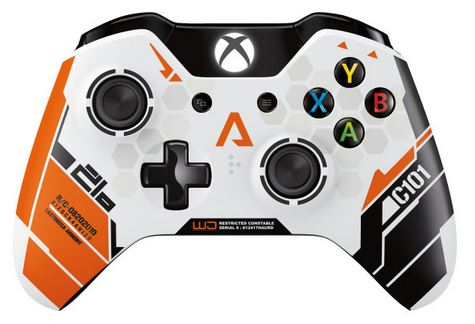 Xbox One Titanfall Controller 1