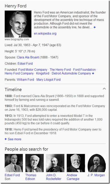 Bing timeline 1