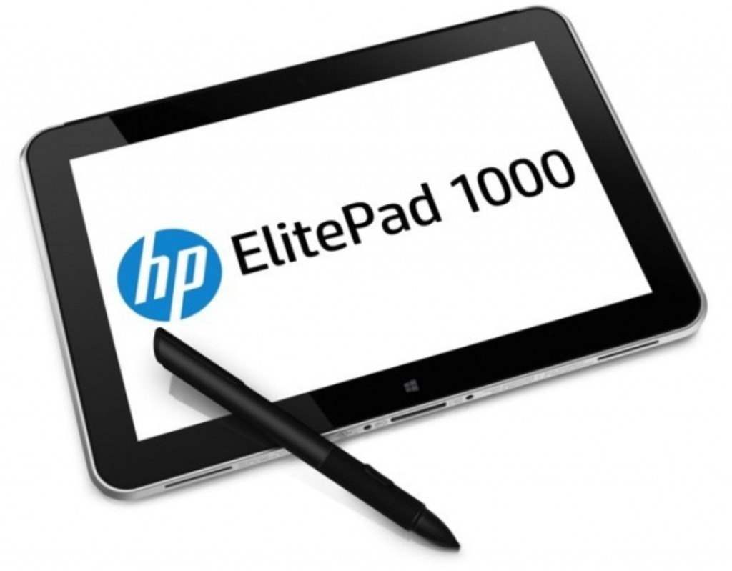 HP ElitePad 1000 Windows Tablet
