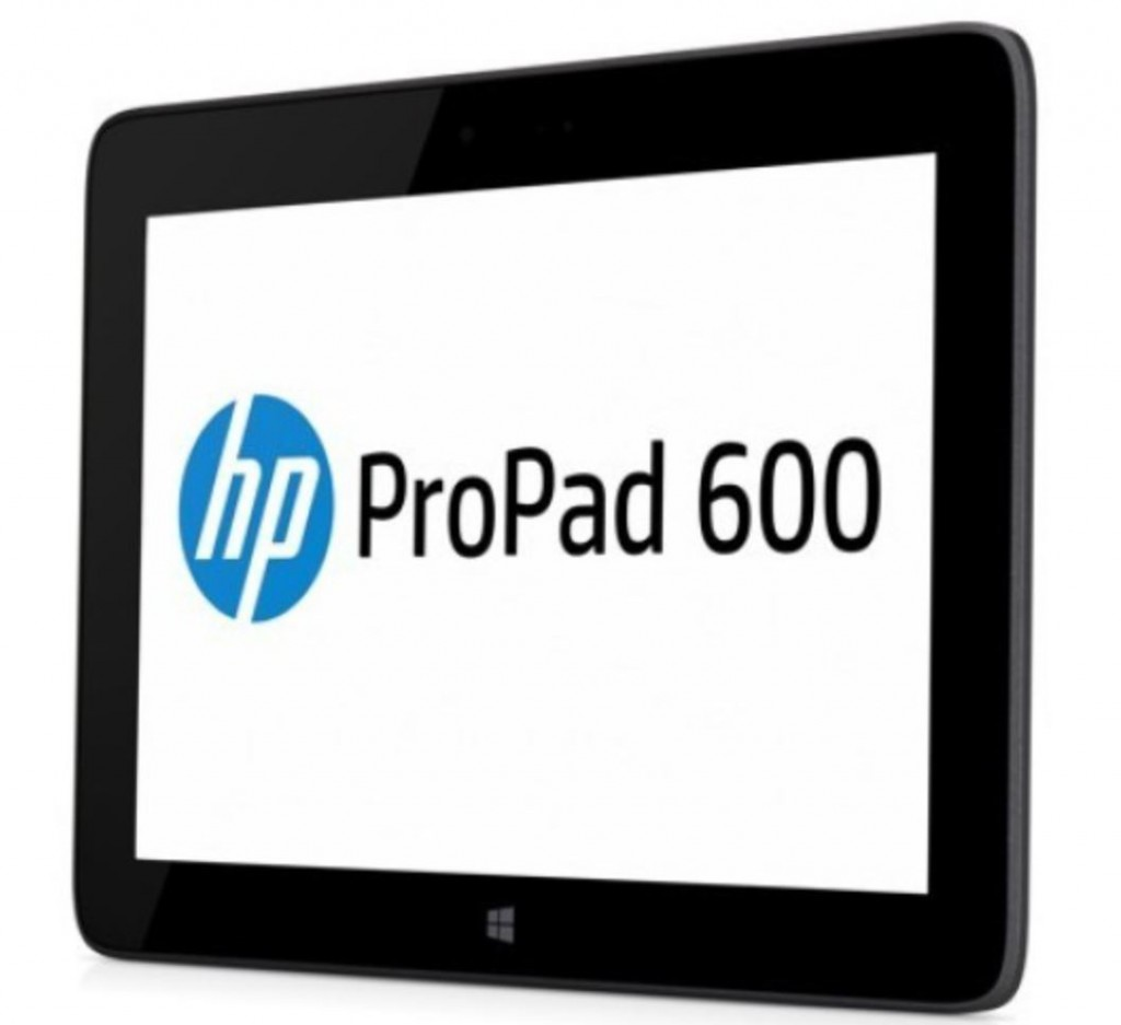 HP ProPad 600 Windows Tablet