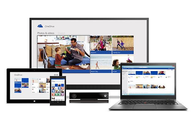 OneDrive giveaway