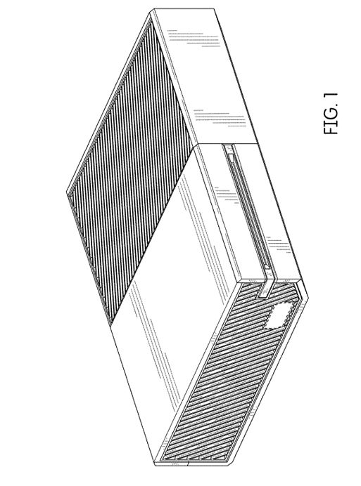 Xbox One Patents