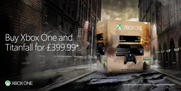 Xbox One Titanfall UK Bundle