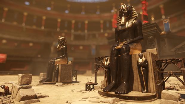 Xbox Ryse DLC2-Map-Obelisk