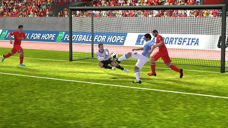 FIFA 14 Windows Store
