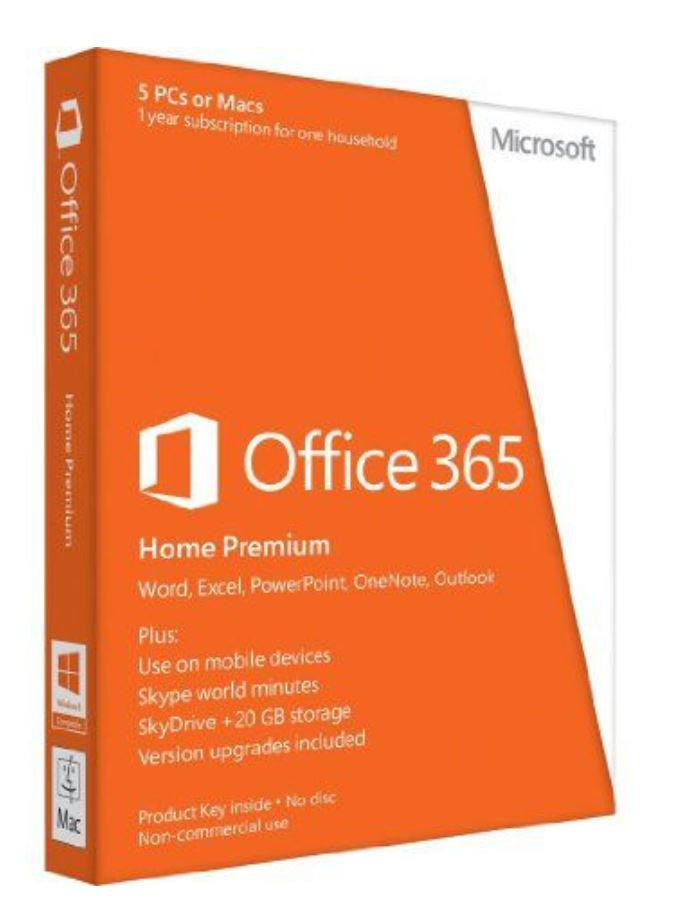Microsoft Office 365 Subscription Deal