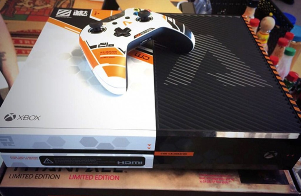 TItanfall Limited Edition Xbox One