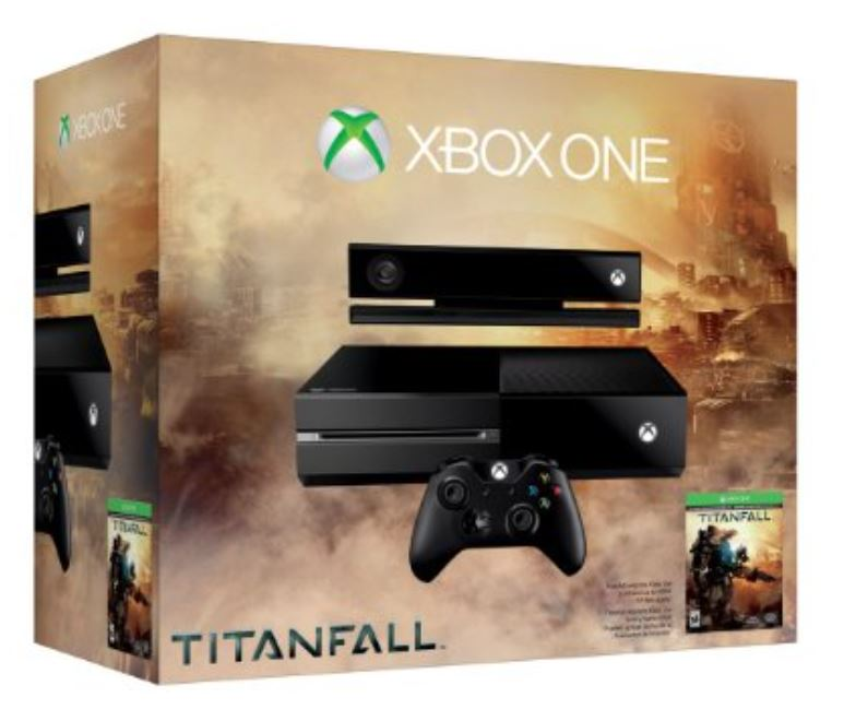 Titanfall Xbox One Amazon deal