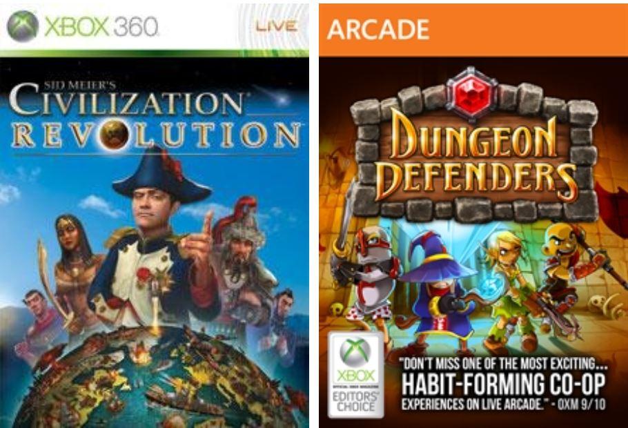 Xbox 360 Free Games
