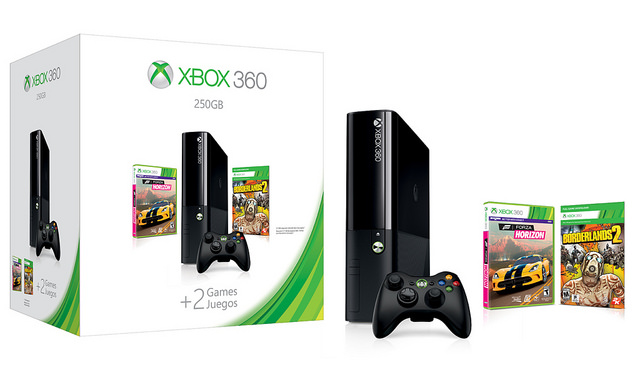 Xbox 360 Spring Value Bundles