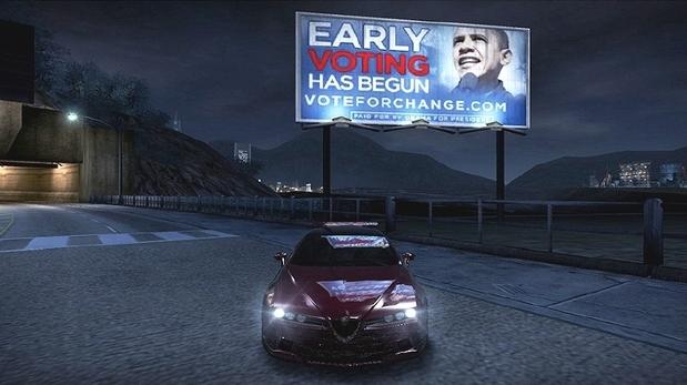 Xbox Political campaign