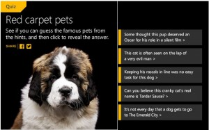 Bing Pet April Fools