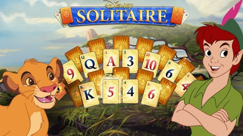 Disney Solitaire Windows Store