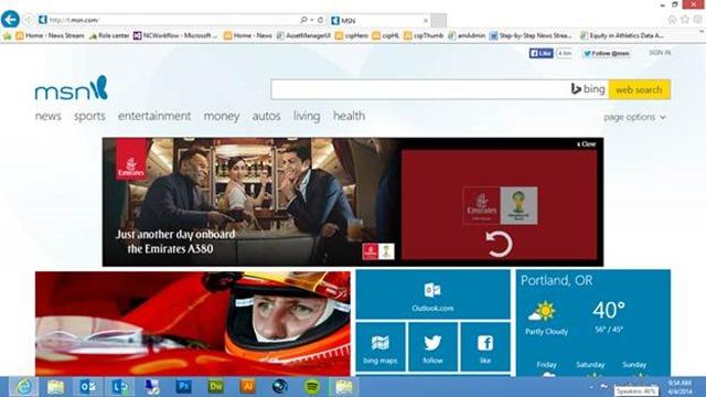 Emirates Microsoft
