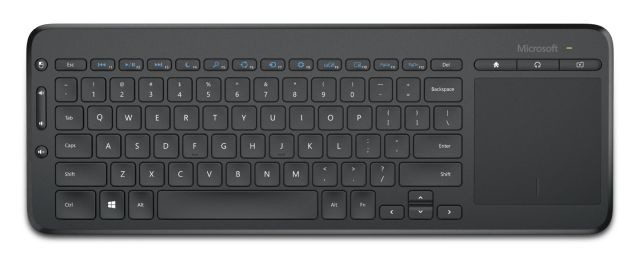 Microsoft All-in-one keyboard