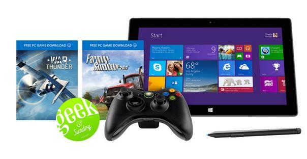Surface Pro 2 Deal Bundle