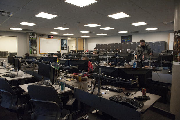 Xbox Live Operations Center