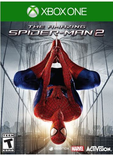 Xbox The Amazing Spiderman 2