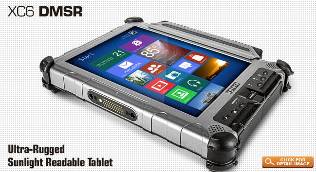 Xplore Technologies Yesterday Announced The Industryu0027s Most Rugged Windows  Tablet On The Market, The XC6 DMSR. It Is Powered By A 4th Gen Intel Core  I5 ...
