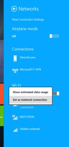 network windows 8.1 update