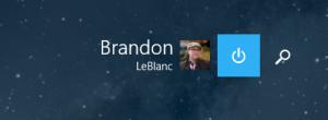 power button windows 8.1 update