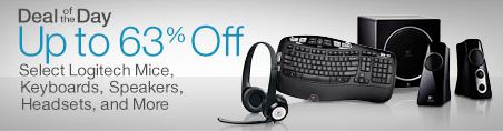 Amazon Logitech Deal