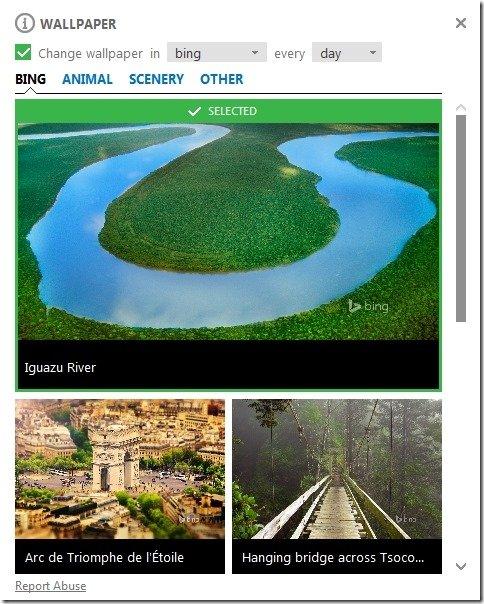 Bing Desktop Update