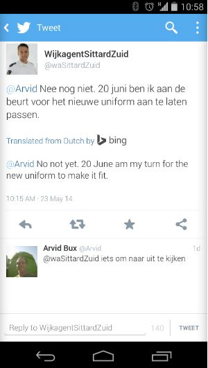 Bing Translator Twitter For Android