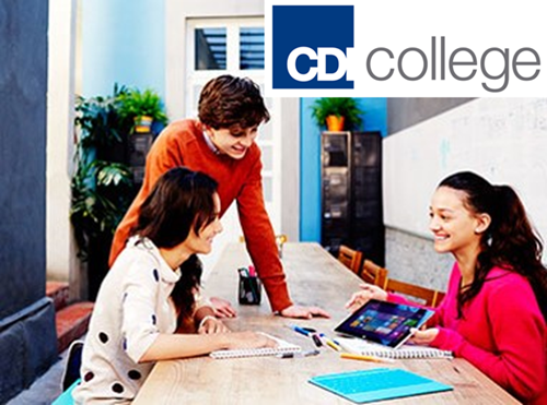CDI College Canada Microsoft Surface