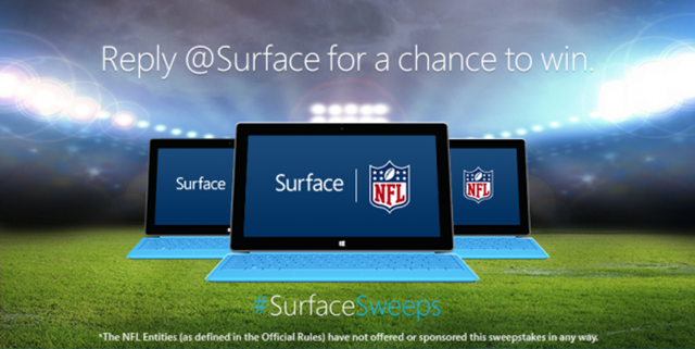 Free Win Surface