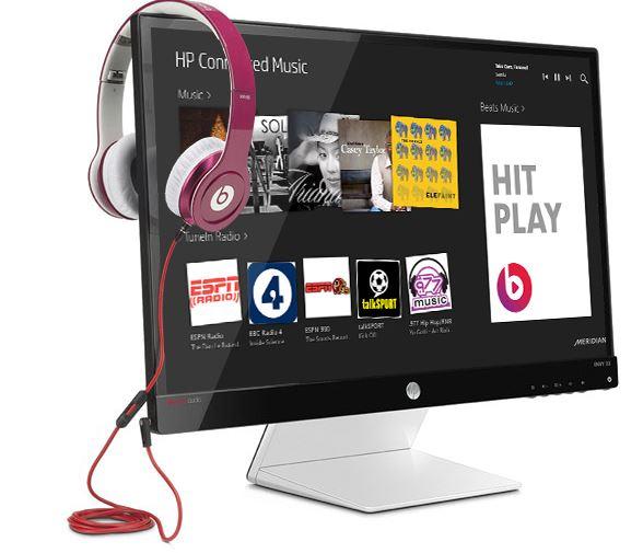 HP Beats Partnership