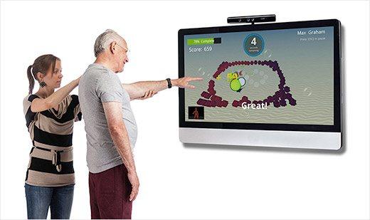 Kinect stroke rehabilitation
