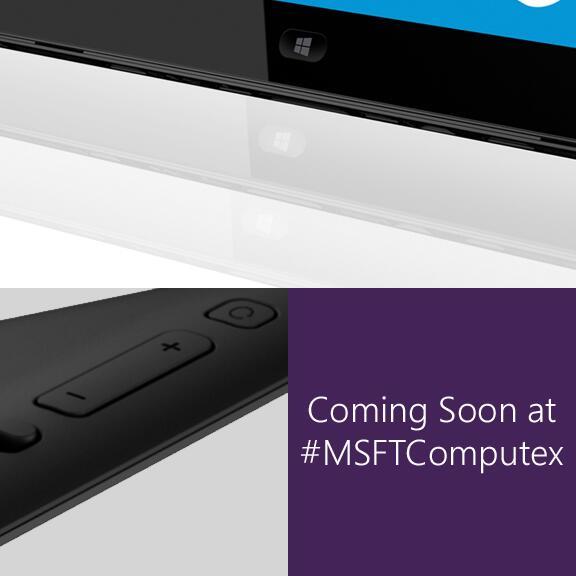 Microsoft Computex