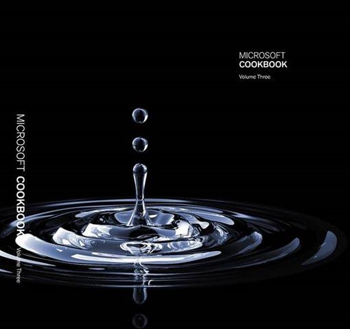 Microsoft Cookbook