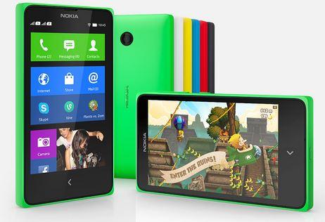Nokia X Dual Sim Android