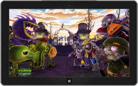 Plants vs Zombies Theme