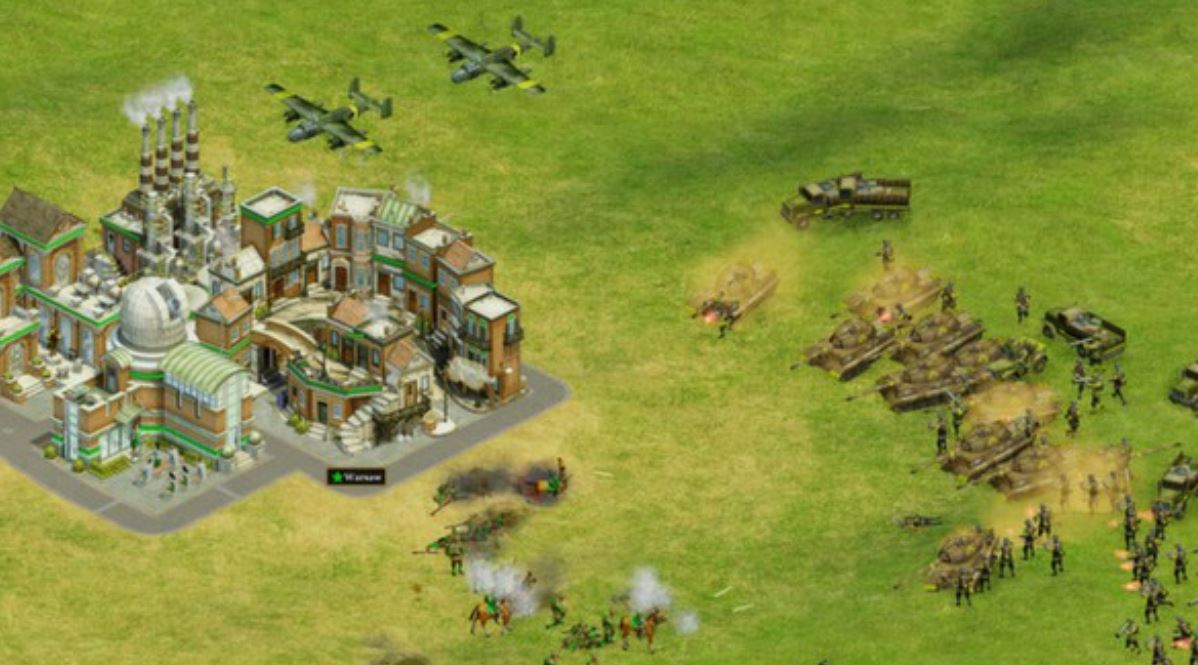 Rise of Nations Steam Microsoft