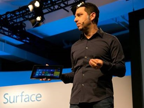 Surface 2014 Announcement