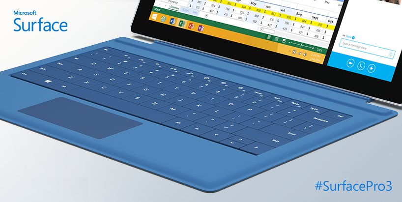 Surface Pro 3 6