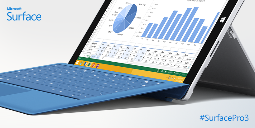 Surface Pro 3 7